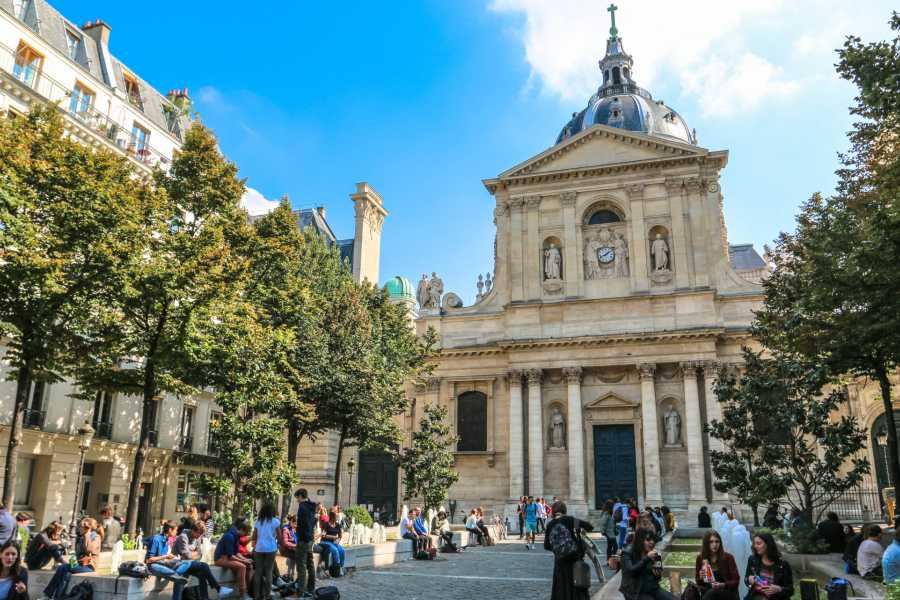 Memories France Secrets of the Latin Quarter with Pantheon Dome Climb