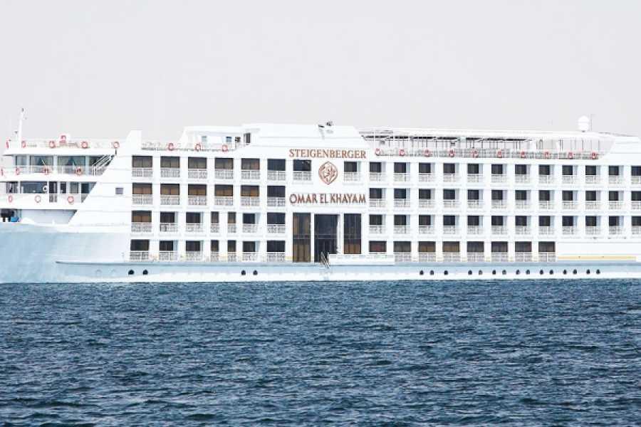 Journey To Egypt Luxury Lake Nasser Cruise on Steigenberger Omar El Khayam