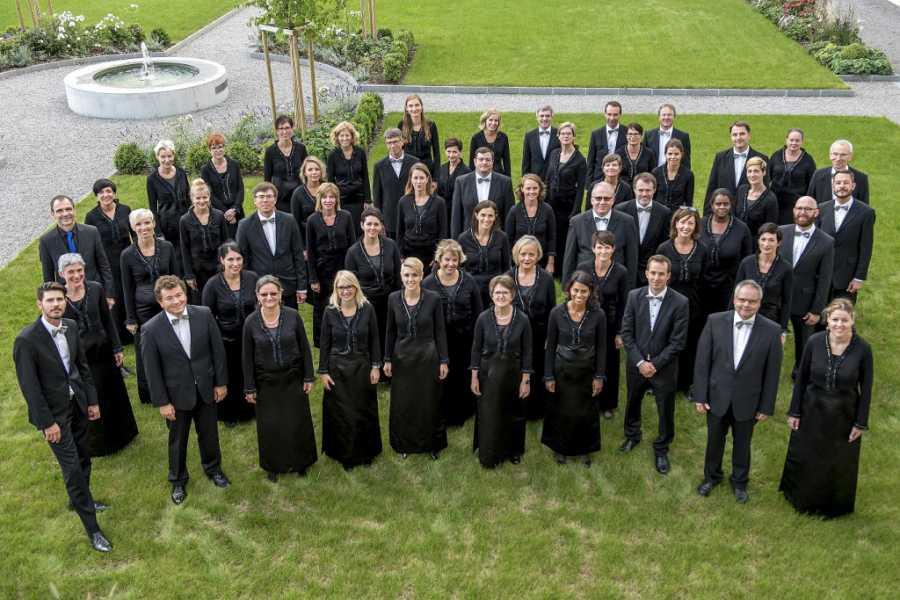Murten Tourismus / Morat Tourisme L'accroche-Chœur ensemble vocal Fribourg – 30 Jahre- Beethoven & Mendelssohn