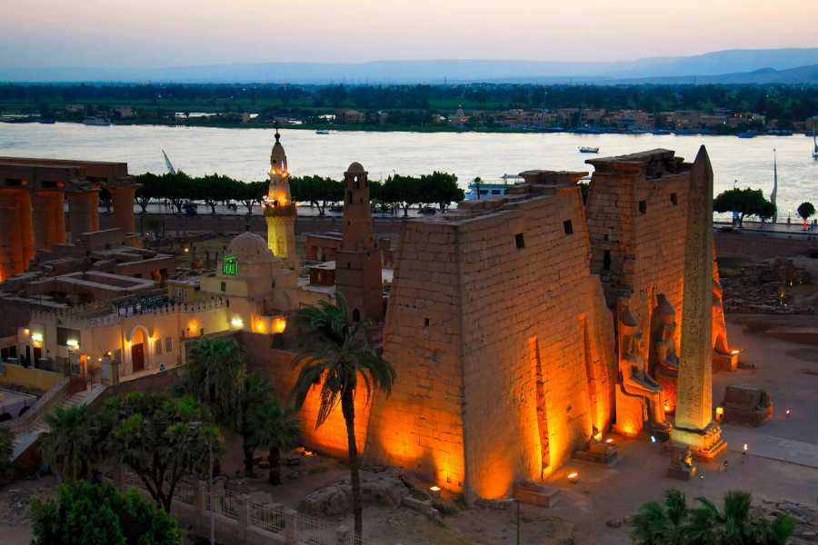 Journey To Egypt Mr. Dong Pham Tour Itinerary 15 Sep.2019