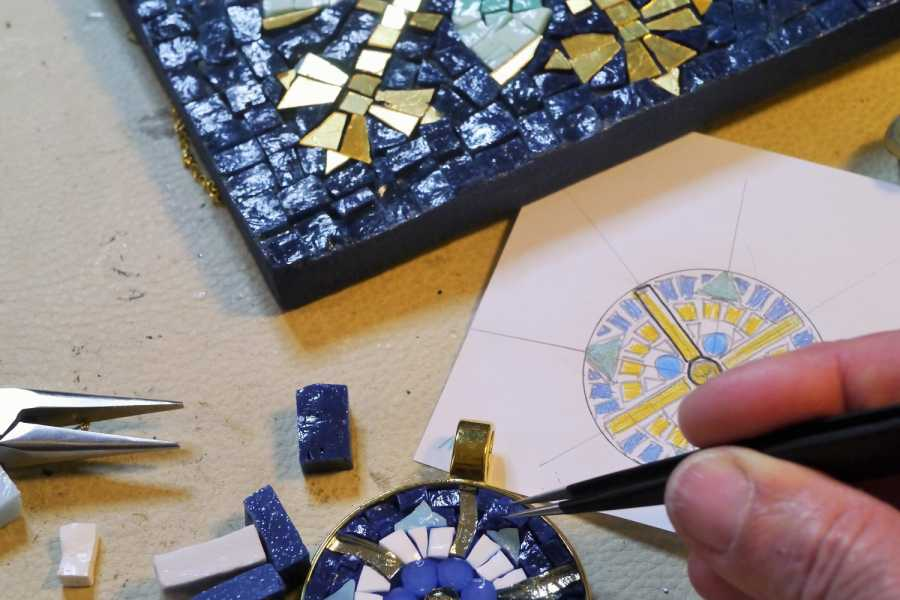 Ravenna Incoming Convention & Visitors Bureau Create your mosaic jewel
