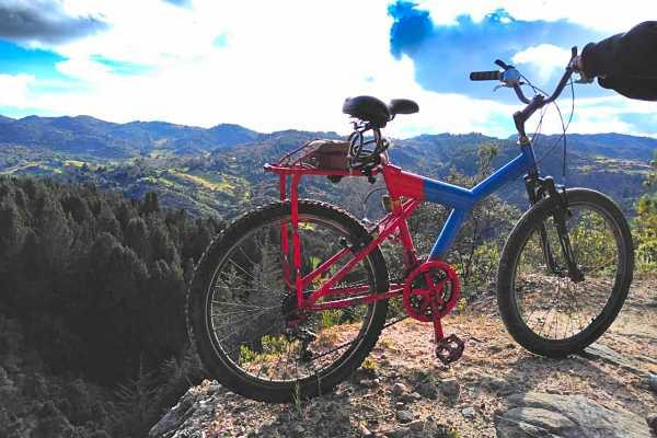 Andes Ecotours Bogotá Páramo Mountain Biking (MTB)