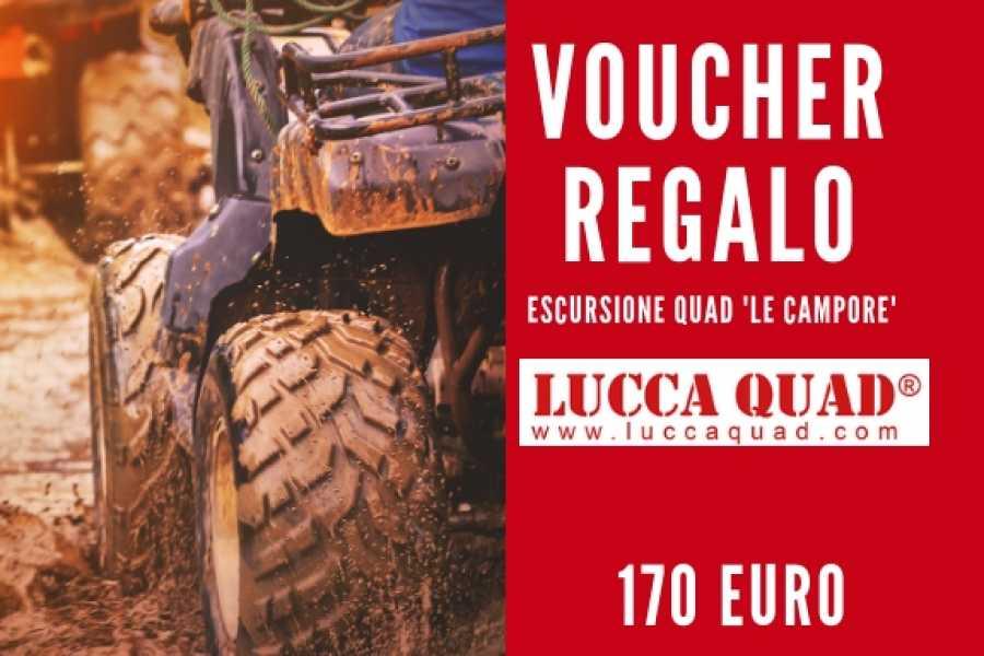Lucca Adventure Sport Voucher Lucca Quad 190 €