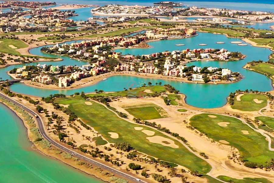 Excursies Egypte Private transfer from hurghada airport to El Gouna