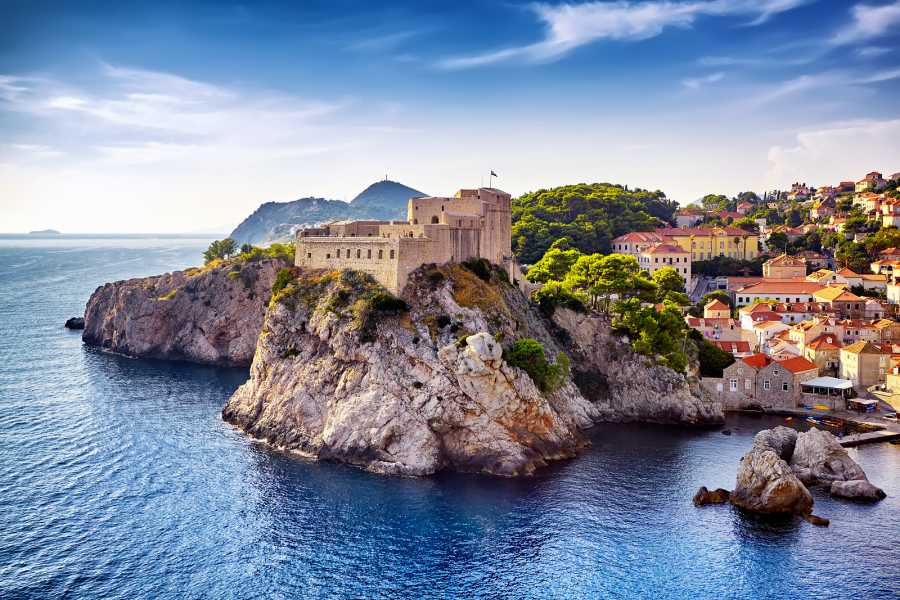 Nature Trips Croatian Highlights from Zagreb to Dubrovnik 5 days 4 nights