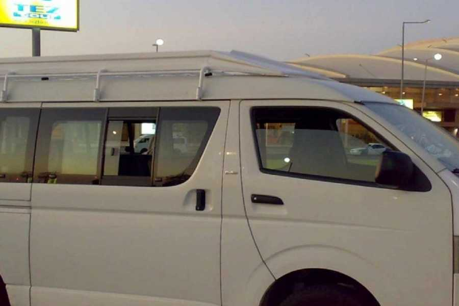 Excursies Egypte Private Airport Transfer from Safaga to Luxor Airport