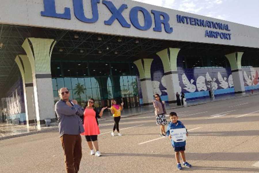 Excursies Egypte Transfert privé depuis l'aéroport de Safaga vers l'aéroport d'Hurghada
