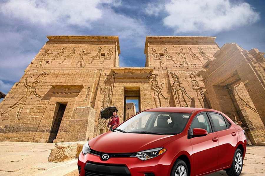 Excursies Egypte Private Airport Transfer from Abu Simbel to Aswan Airport