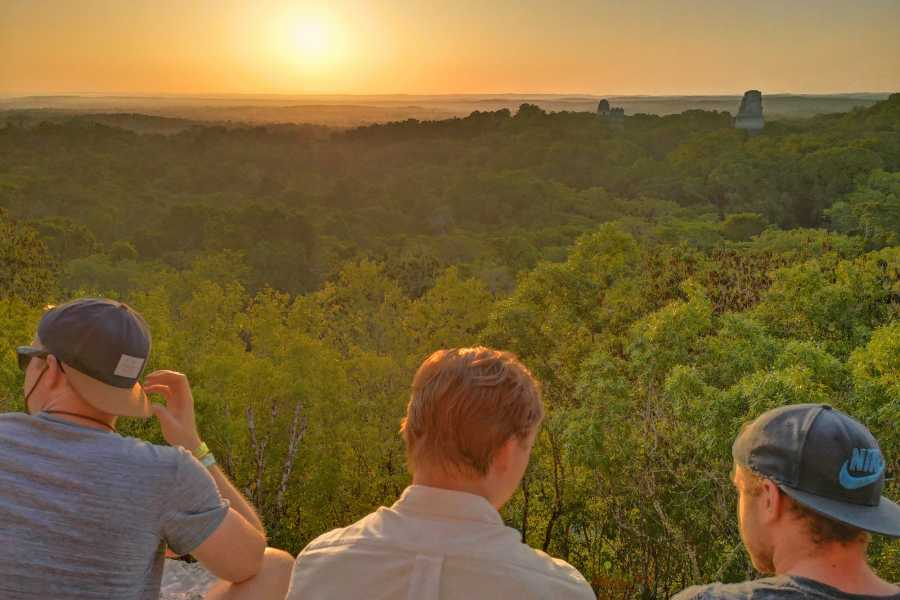 Gem Trips 03:45 Tikal Sunrise Small Group Tour from El Remate