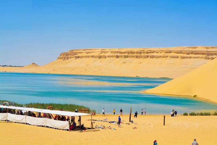 Excursies Egypte Transfer from Cairo Airport to Al Fayoum Oasis