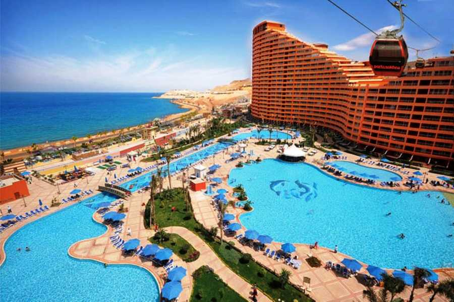 Excursies Egypte Transfer from Cairo Airport to Al Sokhna Hotels