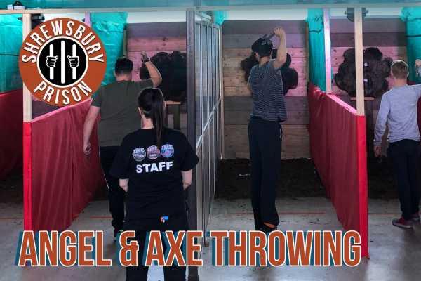 Angel & Axe Throwing