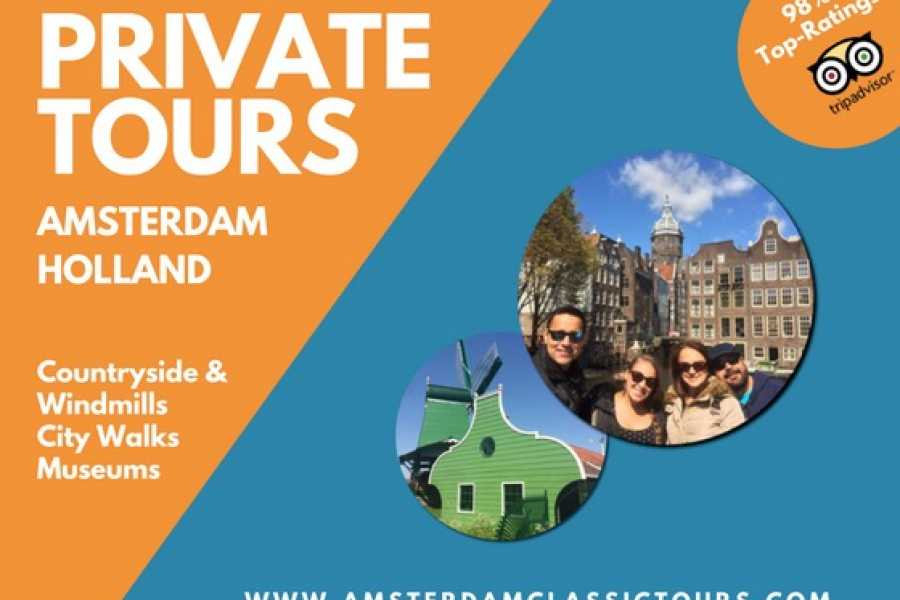 Amsterdam Classic Tours Voucher