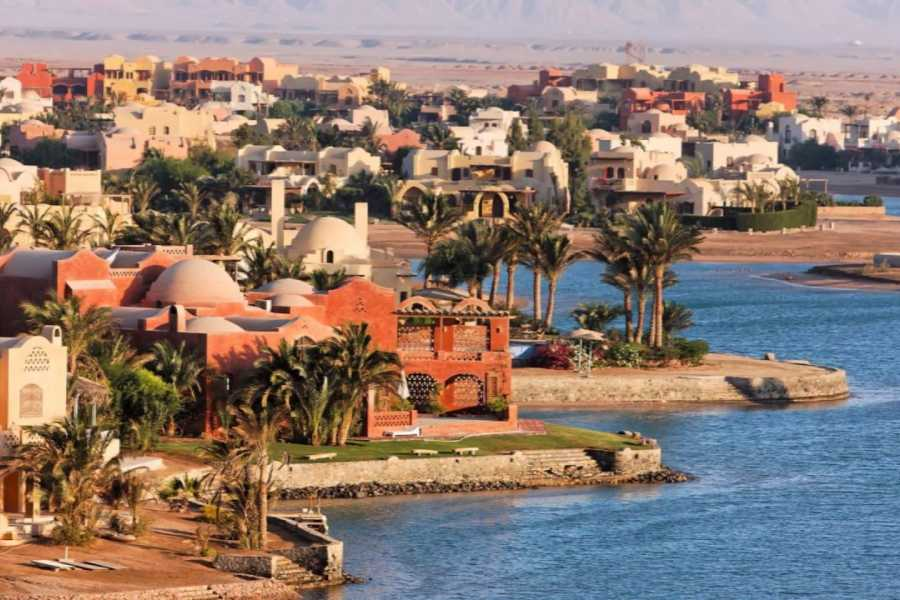 Excursies Egypte Private transfer from El Gouna Hotels to Marsa Alam Airport