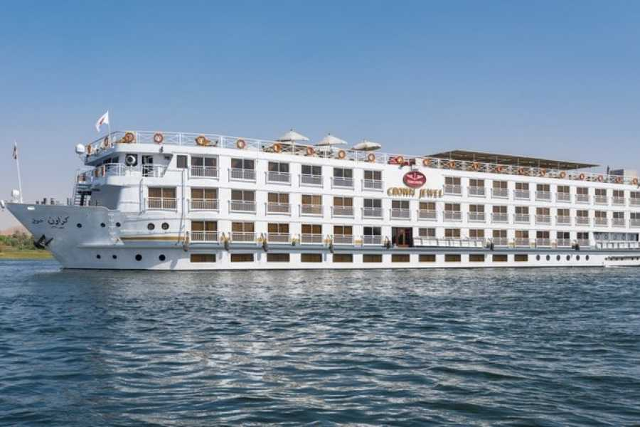 Journey To Egypt Crown Jewel Nile Cruise
