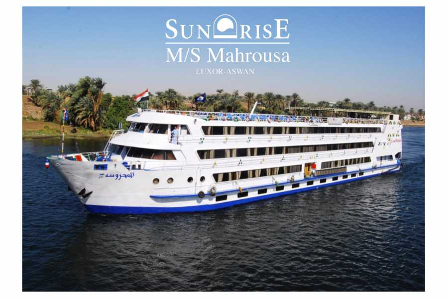 Journey To Egypt Mahrousa Nile Cruise