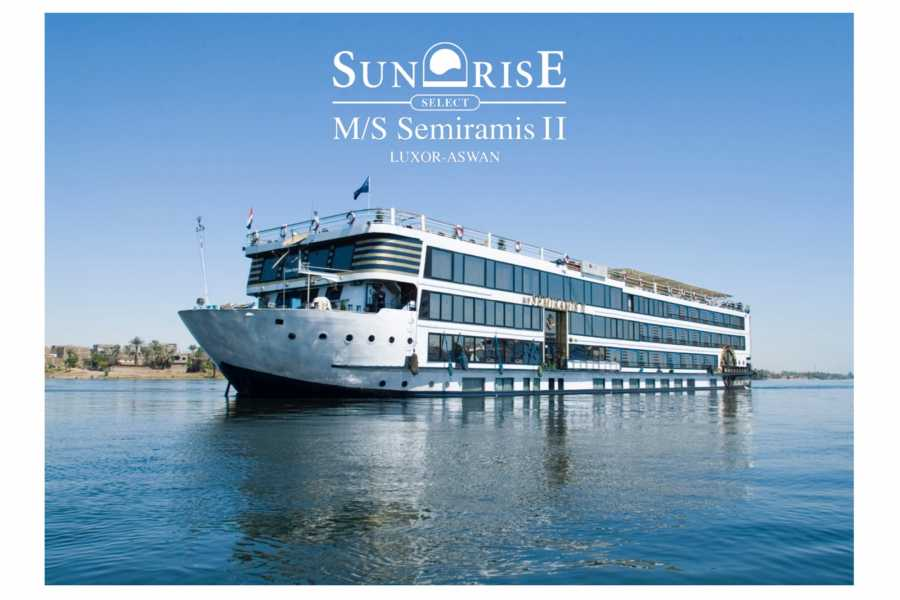 Journey To Egypt Semiramis II Nile Cruise