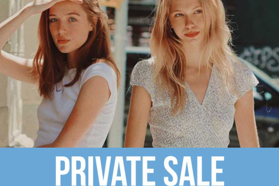 Bus2Alps AG Bus2alps x Brandy Melville Private Sale