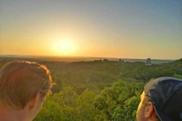 03:25 Tikal Sunrise Small Group Tour from Las Lagunas Hotel