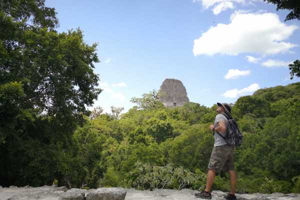 03:15 Tikal Sunrise Private Tour from Isla de Flores Hotel