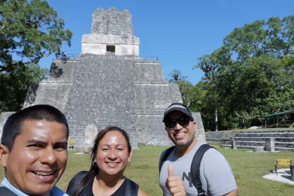 02:00 Tikal Small Group Sunrise Tour from Bolontiku Hotel