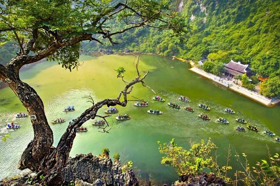 Vietnam 24h Tour Tour chùa Bái Đính - Tràng An 1 ngày