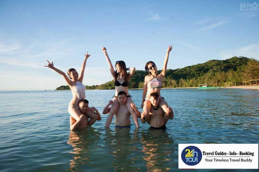 Vietnam 24h Tour Tour Hà Nội - Đảo Cô Tô 4 ngày 3 đêm