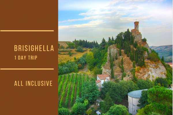 Ravenna Incoming Convention & Visitors Bureau One Day Trip: Brisighella