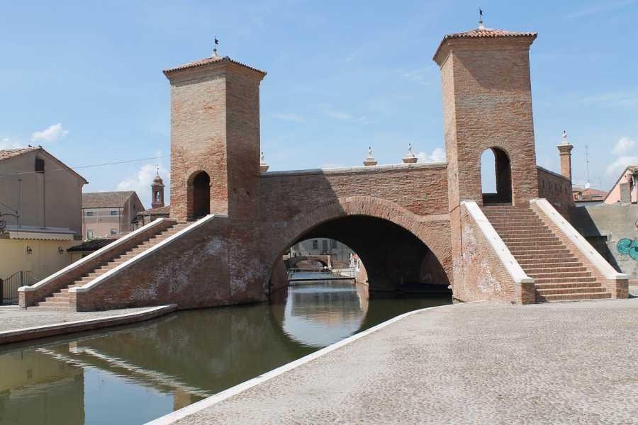 Ravenna Incoming Convention & Visitors Bureau Escursione giornaliera Comacchio, tra natura e tradizione