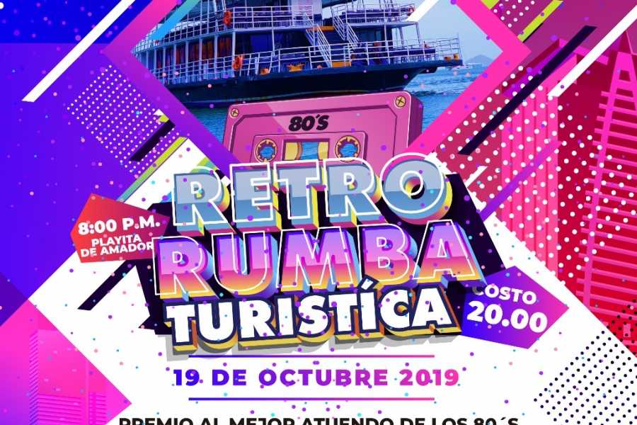 Canal & Bay Tours Retro Party
