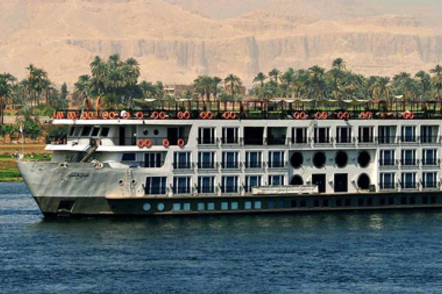 Excursies Egypte 5 days Nile Cruise tour from El Gouna