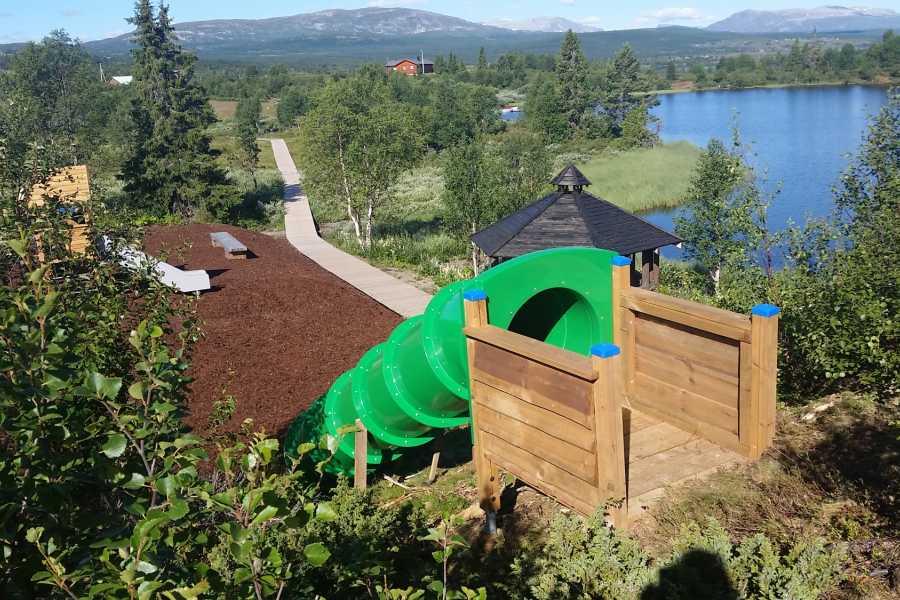 Velkommen til Vaset Familiedag ved Vasetvatnet, lørdag 3. okt