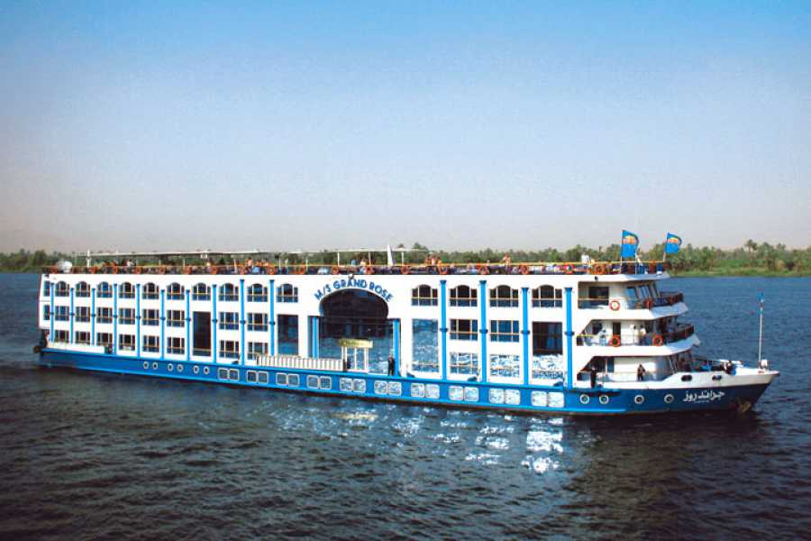 Journey To Egypt MS Grand Rose Nile Cruise