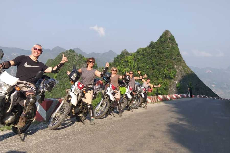 Friends Travel Vietnam Real Ha Giang Easy Riders Experience | 4D 3N | Hanoi - Ha Giang - Ha noi [private tour]