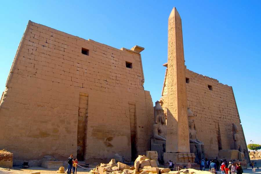 Excursies Egypte 4 days Nile Cruise from Makadi