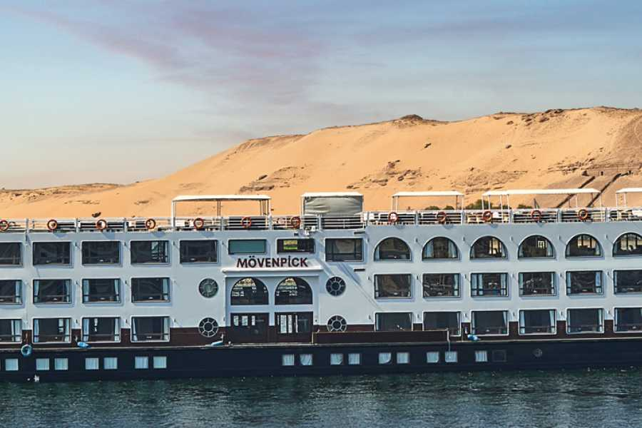 Journey To Egypt Mövenpick MS Sun Ray Nile Cruise