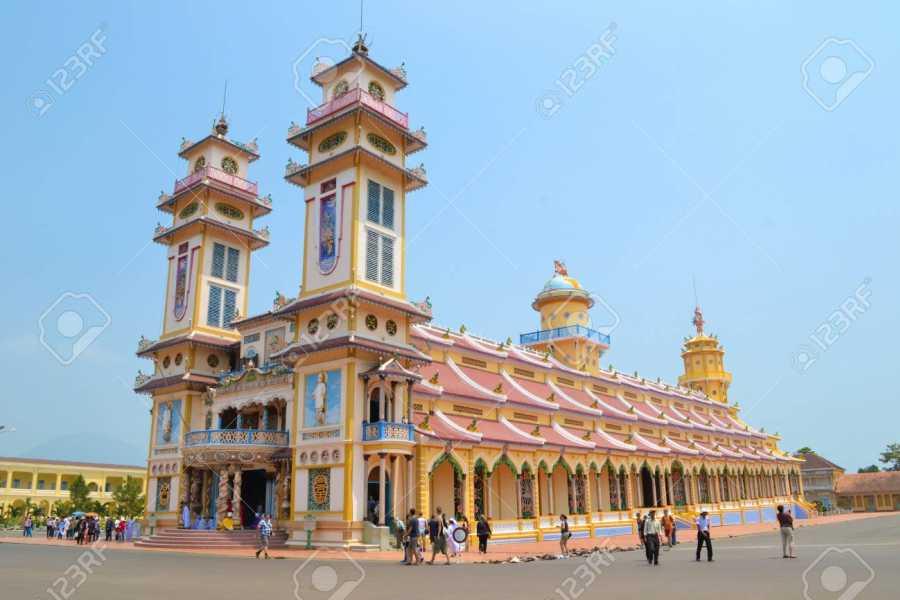 OCEAN TOURS Mekong Delta & Cao Dai 1 Day