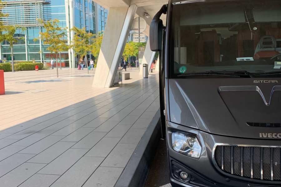 BaselCitytour.ch EuroAirport - Messehotels Basel