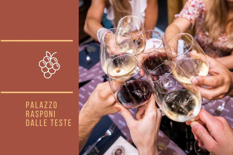 GiovinBacco a Palazzo Rasponi dalle Teste - Carnet degustazione vini