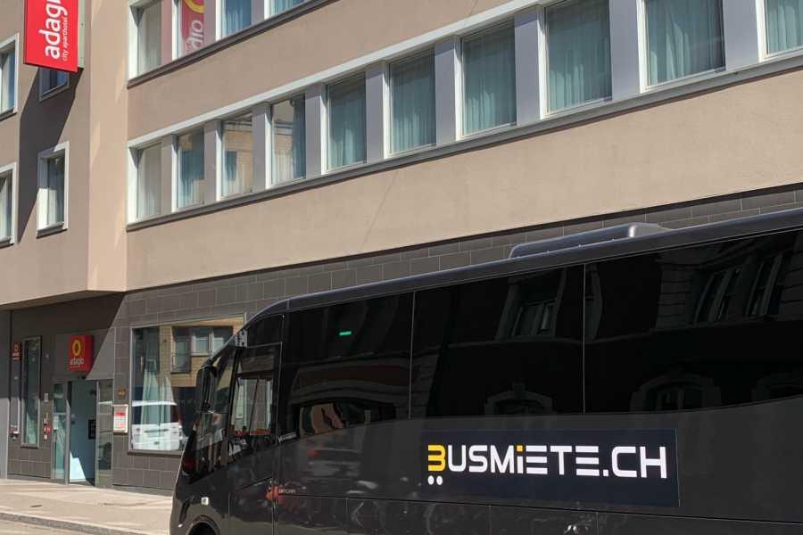 BaselCitytour.ch Aparthotel Adagio
