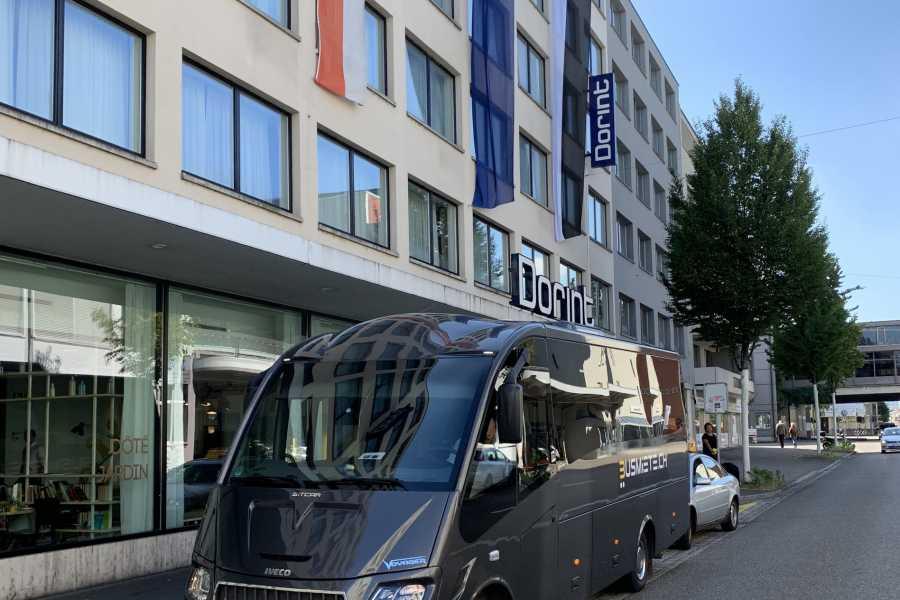 BaselCitytour.ch Dorint Hotel - An der Messe Basel - EuroAirport