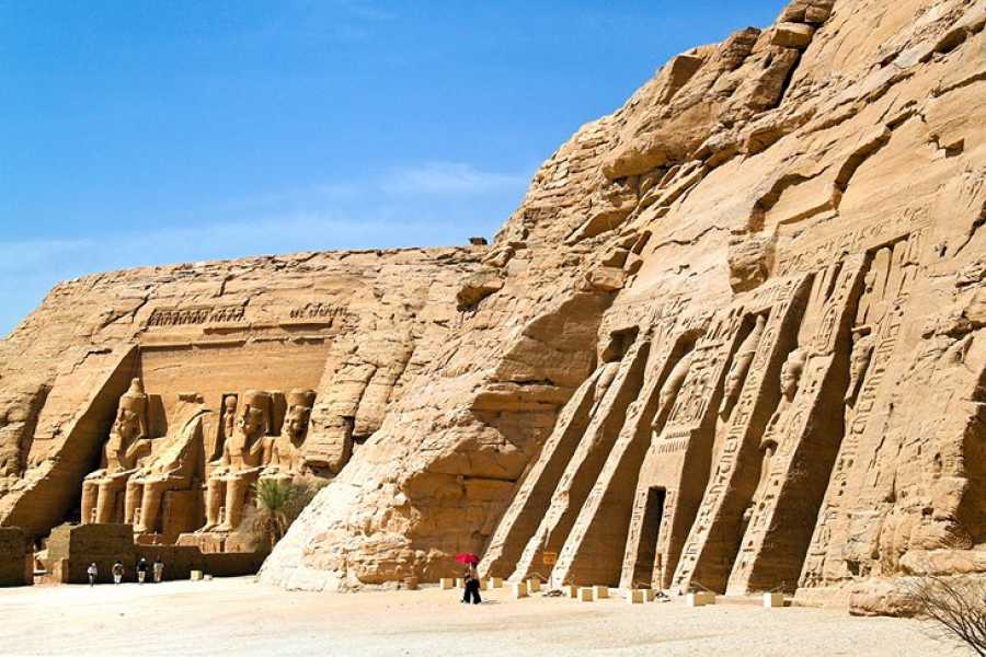 Excursies Egypte FORFAITS DE 6 JOURS EN EGYPTE LE CAIRE ASWAN ABU SIMPLE ET LUXOR