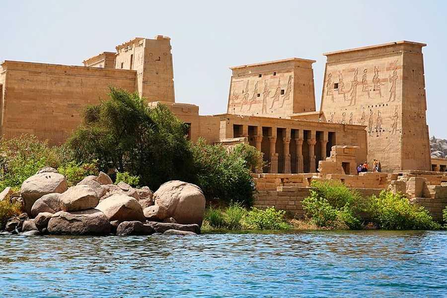 Marsa alam tours 4Nights Nile Cruise from Luxor to Aswan on Grand Princess