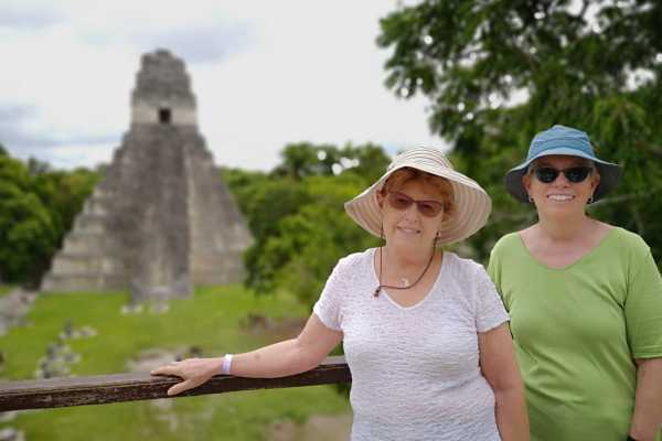 09:45 Tikal Sunset Tour in Small Group from Bolontiku