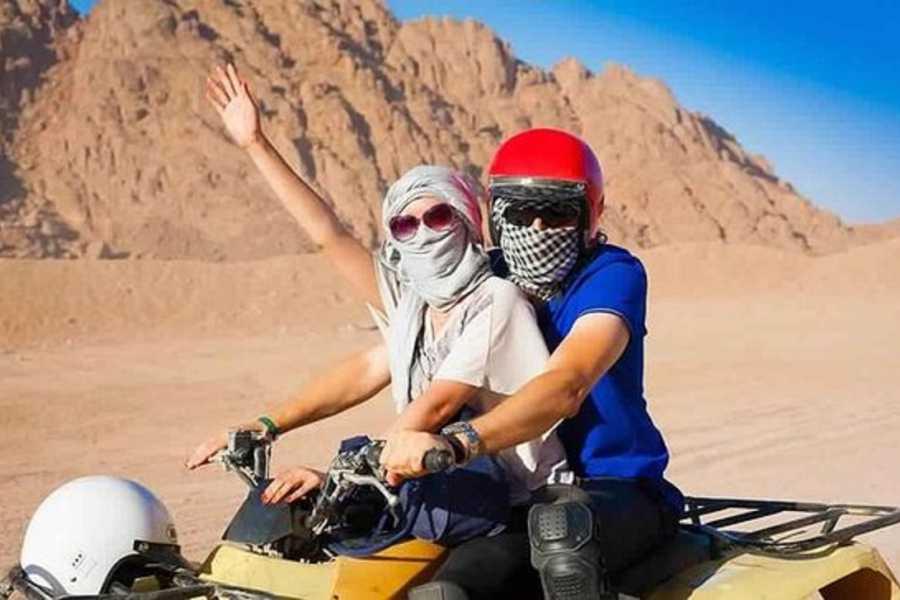 Excursies Egypte Morning Quad bike desert Safari from Marsa Alam
