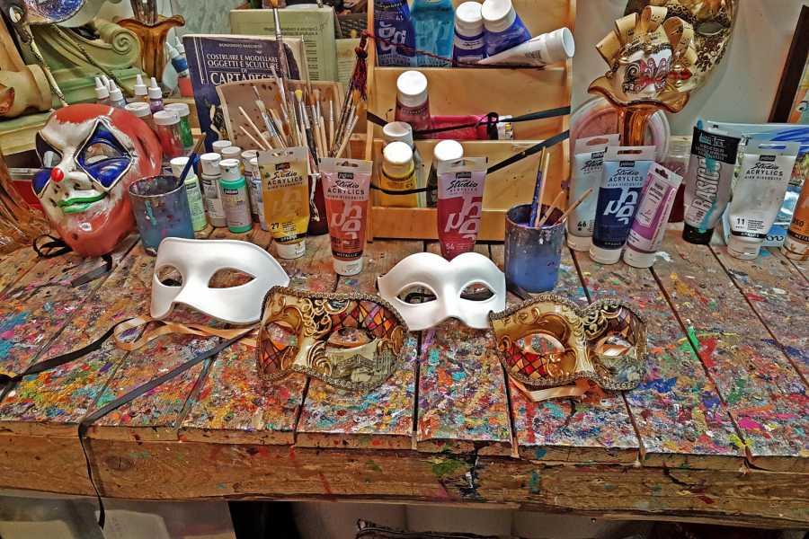 Venice Tours srl Paint your Carnival Mask