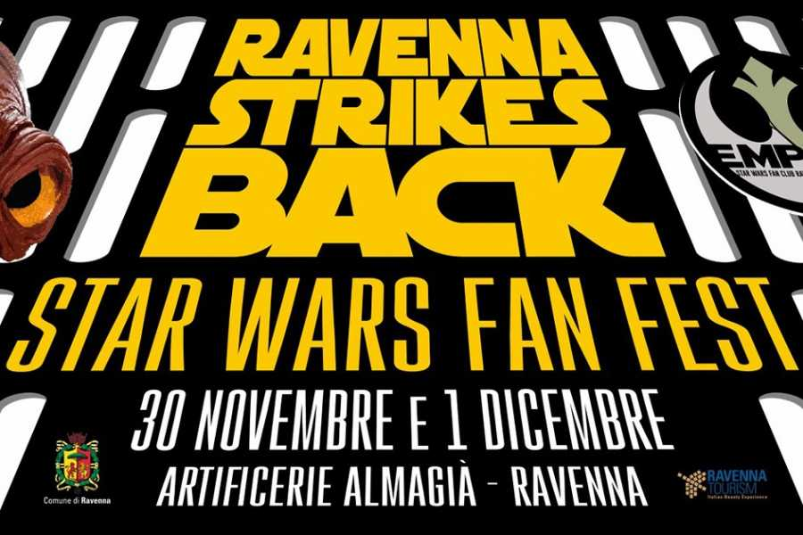 Ravenna Incoming Convention & Visitors Bureau Ravenna Strikes Back - Pacchetto CACCIATORI DI TAGLIE