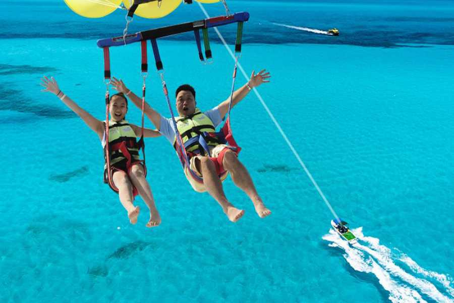 Excursies Egypte Excursions de parachute ascensionnel depuis Hurghada