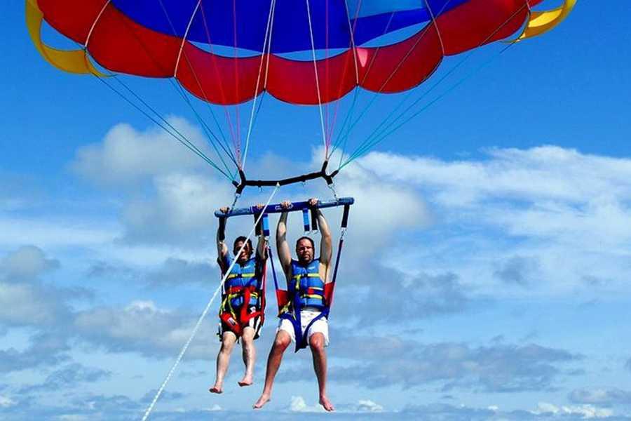 Excursies Egypte Excursions de parachute ascensionnel depuis El Gouna