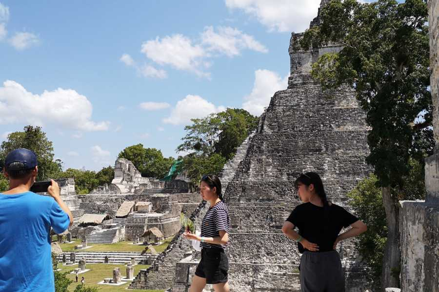 Gem Trips 10:30 Tikal Sunset Private Tour from Villa del Lago